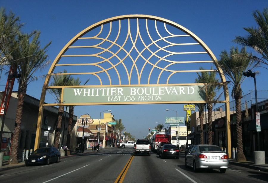 East LA