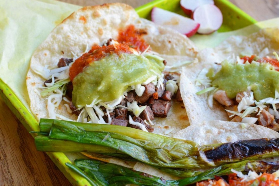 Sonoratown   Tacos