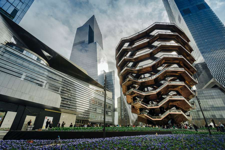 Vessel at Hudson Yards