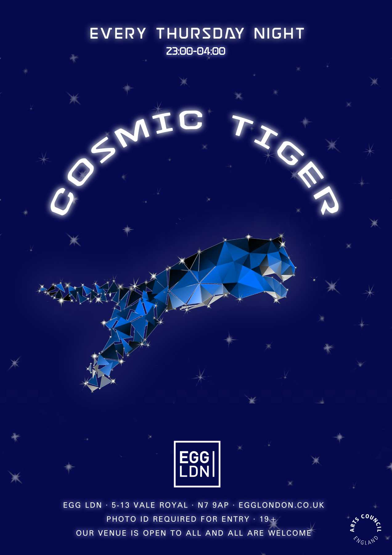 Cosmic Tiger nogenre