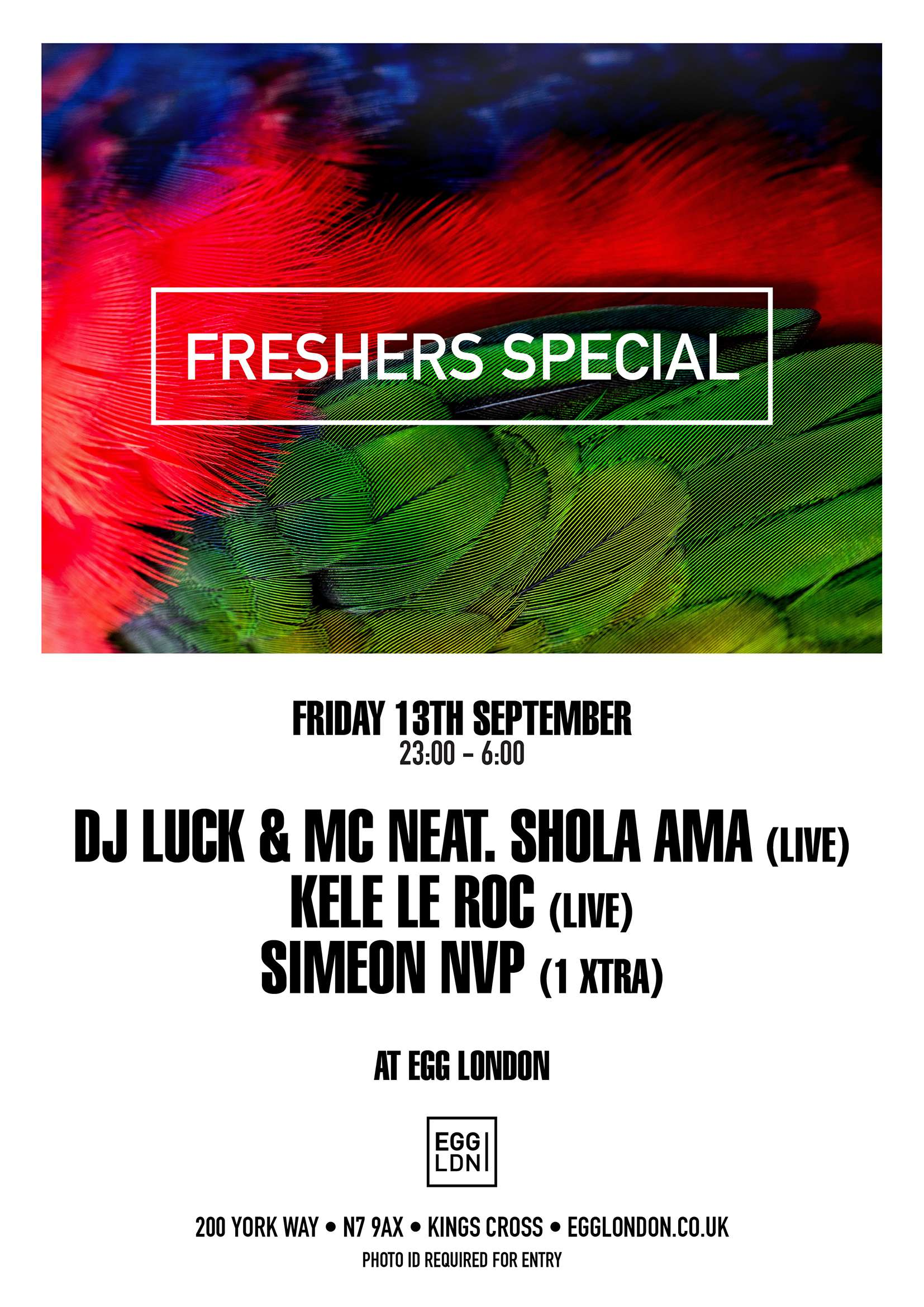 Freshers Special   Poster