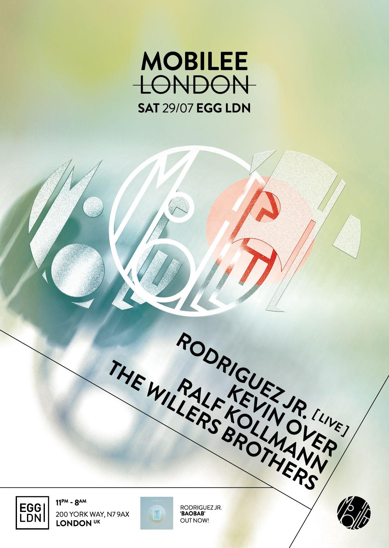 Mobilee Showcase2017 05 LONDON A6 poster