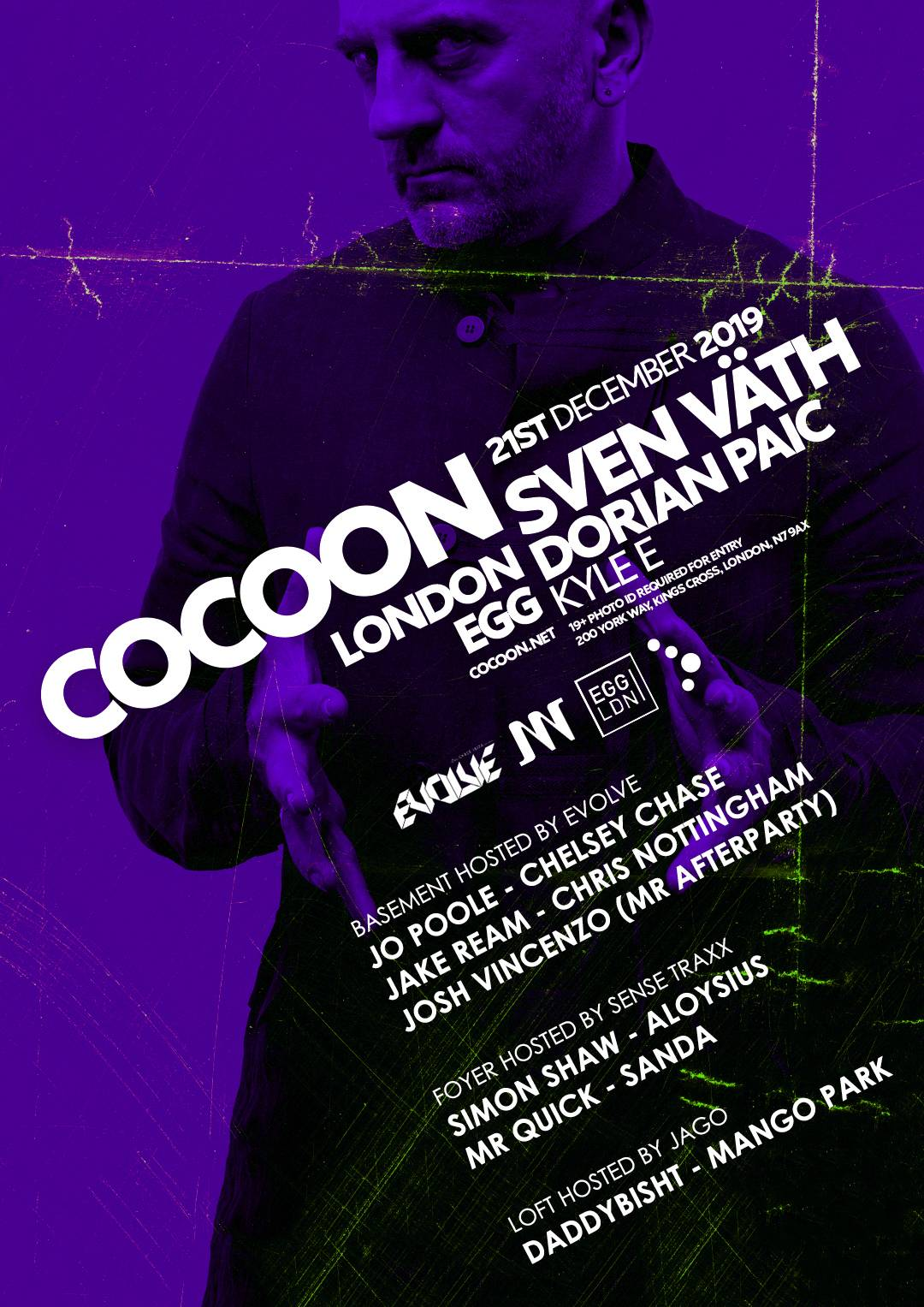 Updated Cocoon poster